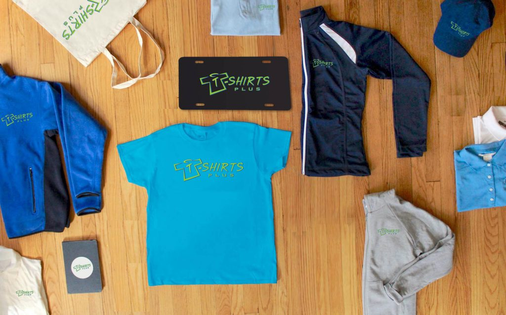 T Shirts Plus Custom Branding Printing And Embroidery Services